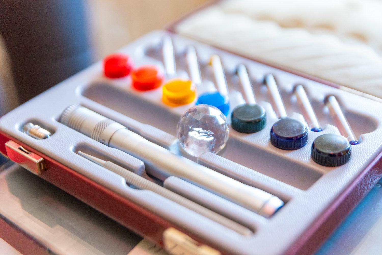 JoyPower-kleurenpunctuurpen
